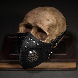 Post Apocalyptic gas mask, respirator, gas mask