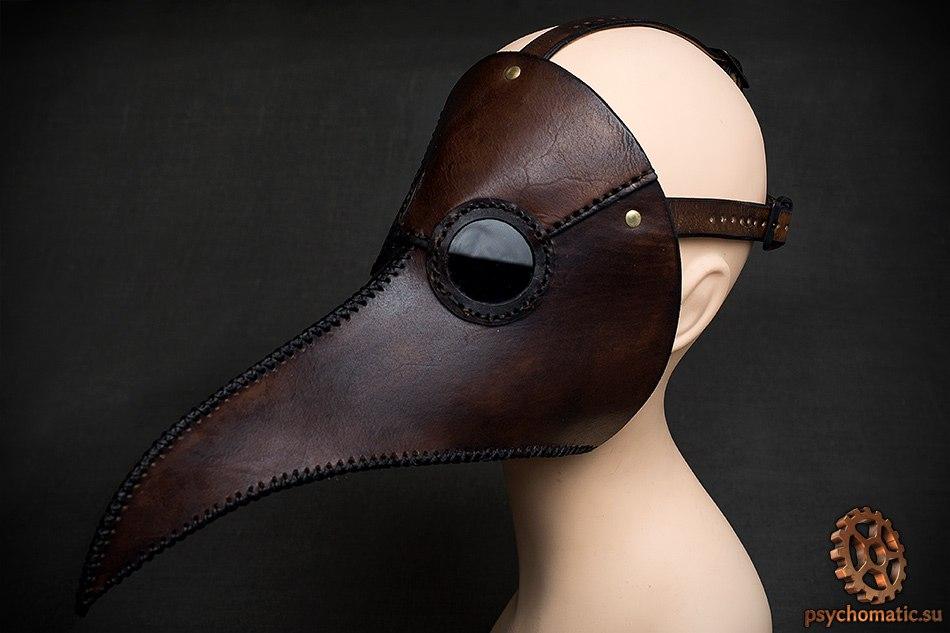 Чумной доктор Plague Doctor костюм и маска доктора чумы