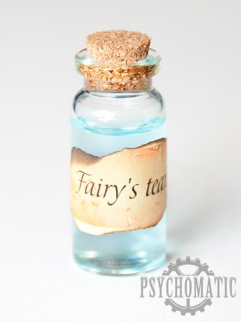 Подвеска стимпанк Fairys Tears