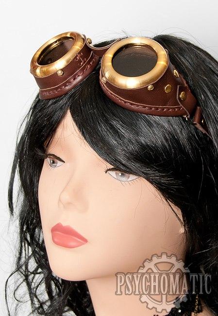 Steampunk Goggles фото