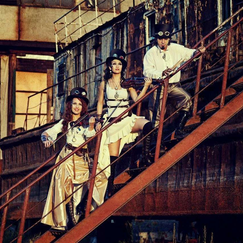 steampunk band ULTRA